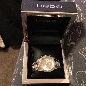 Brand new Bebe watch never worn